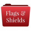 FLAGS & SHIELDS