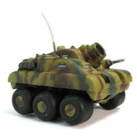 assault tank on wheels