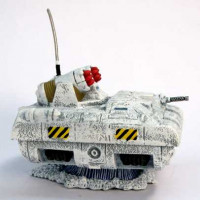 Missile Launcher Hover Tank