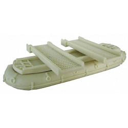 1/72 Double pontoon Floating Bridge