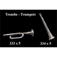 Trumpets XVI century
