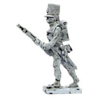 Grenz infantryman, 1798-1809