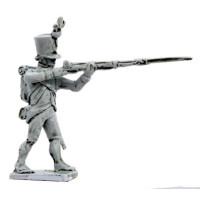 Austrian Fusilier Firing 1809-1815
