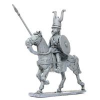 Cavalryman with lance and shield,V-IV Century B.C.