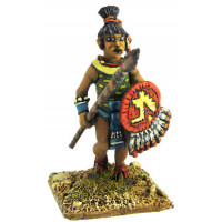 Aztecan warrior of a minor rank