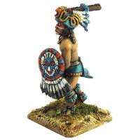 Mayan warrior