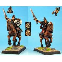 Barbarian Cavalryman