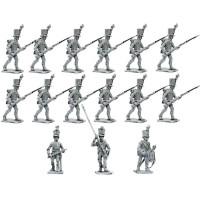 Hungarian Fusiliers 1819 - 1815 (1)