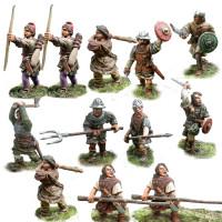 Scottish Infantry 1200 - 1320 (2)