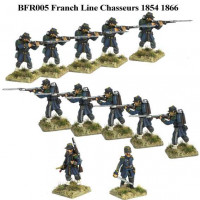 French Chasseurs 1854 - 1866 (2)