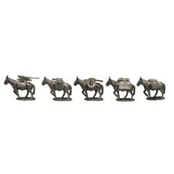 Antitank cannon - Mules
