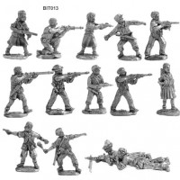 Set of Partisans (2)