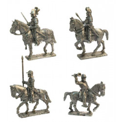Italian Cavalry Command Group (2) 1520 - 1530