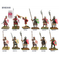 Infantry standing 1200 - 1330