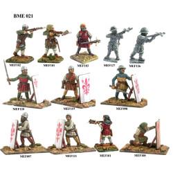 Crossbowmen and Pavisiers 1200 - 1330