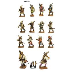 Italian archers and crossbowmen 1200 - 1330