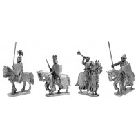 Knights Command Group XIII - XIV Century