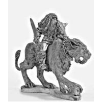 Barbarian Tiger Rider 2
