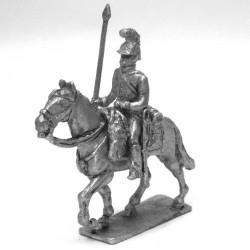Standard bearer of Dragoons, 1798-1812