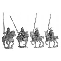 Knights with Italian stile armour and sallet 01