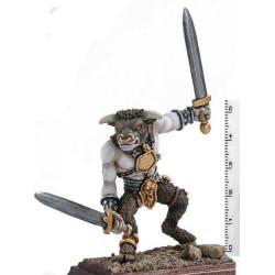 Raag'shaz, Minotaur Slayer