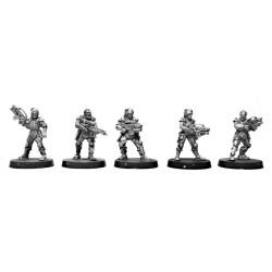 Trooper Tactical Squad