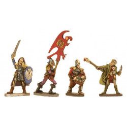 Shadow Elf Command Group