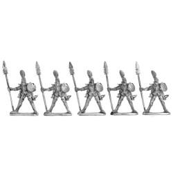 Dark Elf spearmen