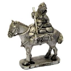 Halfling on horseback.