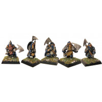 Dwarfes with double handed axe 2