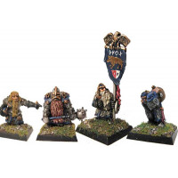 Dwarfes Command Group