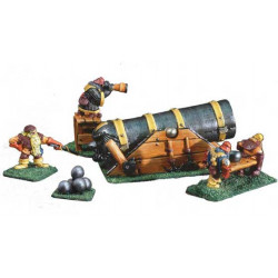 Great Dwarves' Cannon