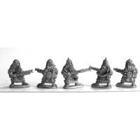 Dwarfes handgunners