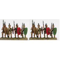 Etruscan infantry