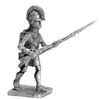 Fusilier 1791, attack march