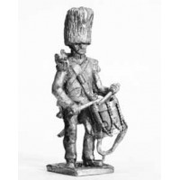 Old guard Chasseur Drummer