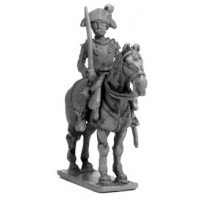 Officer of Cavalry 1791 - 1802
