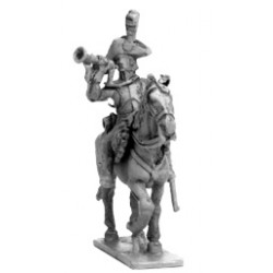 Trumpeter of Cavalry 1791 - 1802