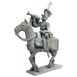Trumpeter of Polish or Red Lancers of the Guard,