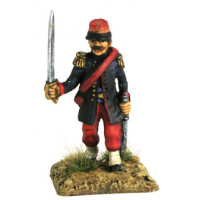 French Line Officer 1954 - 1866