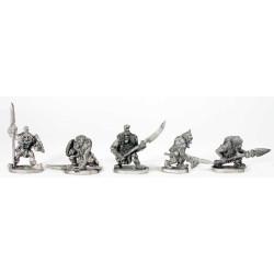 Goblin with Spear