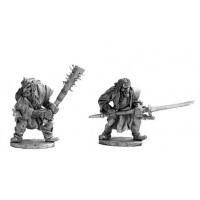 Eastern Hobgoblin Warriors with two handed weapons 4