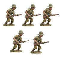 Infantrymen colonial 02