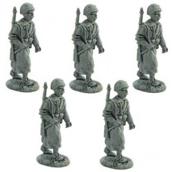 Line infantrymen or artillerymen 03