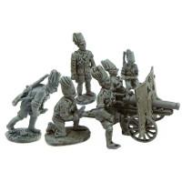 Askari Artyllery Crew for 65/17 cannon
