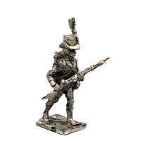 Cisalpine Republic infantryman, attack march
