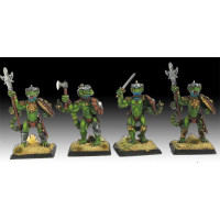 Lizardmen, Drakonian warriors