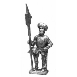 Swiss Infantryman with cap, 1470