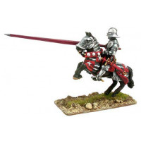 Knight with complete Italian Style Armour and sallet