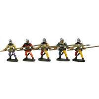 Spearmen 1 (first rank )